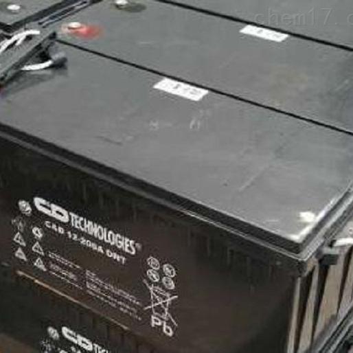 大力神蓄电池CD 12-200A LBT原装正品