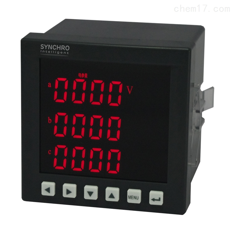 DTM840电量远传数显多功能电力仪表