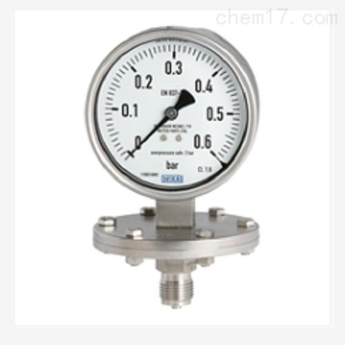 隔膜压力表 过程工业 432.50,433.50
