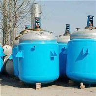 九成新不锈钢反应釜回收常年购销