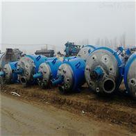 搪瓷2吨二手反应釜二手设备厂