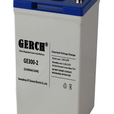 美国GERCH GE12-12 12V12AH 蓄电池