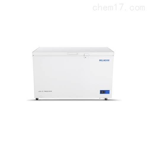 国产美菱-25℃医用冰箱北京现货卧式358升