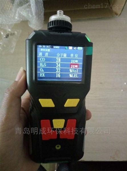 泵吸式单一可燃气体检测仪LB-MS4X