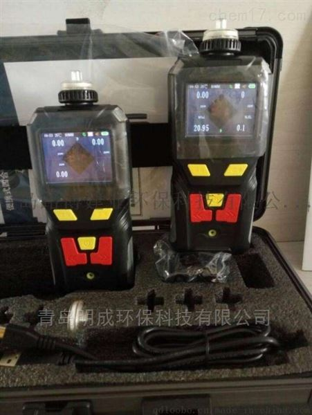 LB-MS4X泵吸式四合一多气体检测仪