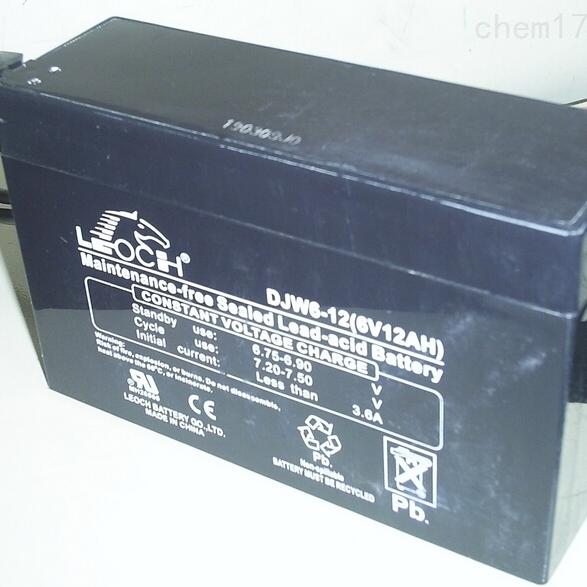 理士蓄电池DJW6-12现货价格