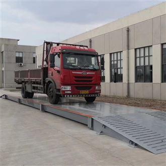 SCS-120噸江陰電子地磅維修