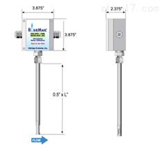 供应EPI BlueMax™BM41插入式热质量流量计