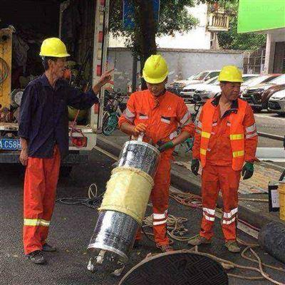 排水管道非開挖局部修複