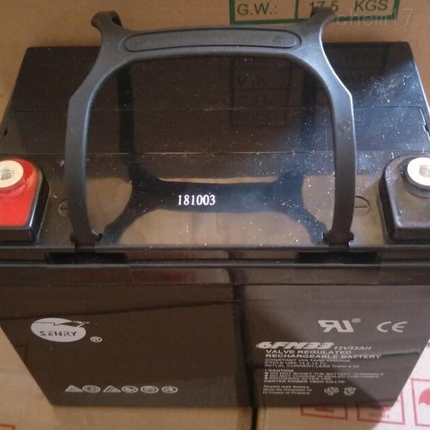 三瑞蓄电池6FM33区域代理选购