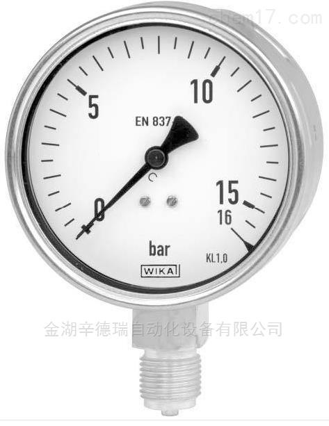 德国WIKA威卡压力表原装正品