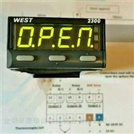 N2300Y1212WEST 2300数显表,温控器WEST温度控制器