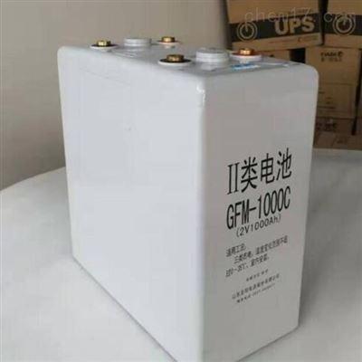 GFM-2000 2V2000AH圣阳GFM-2000 2V2000AH UPS直流屏蓄电池