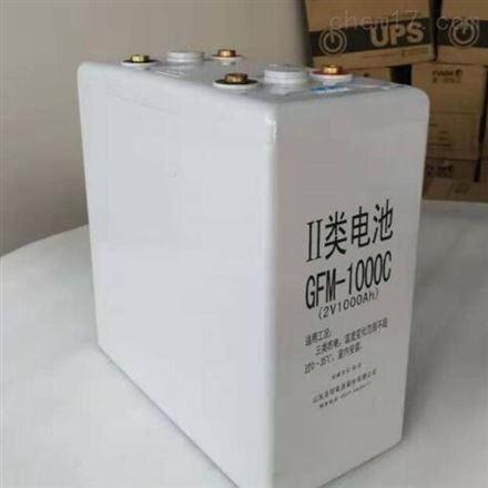 圣阳GFM-2000 2V2000AH UPS直流屏蓄电池