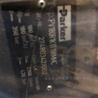 Parker派克柱塞泵PV040R1K1T1WMMC原装现货