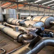 二手三效四体五吨降膜蒸发器