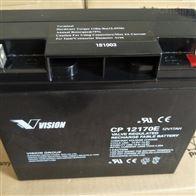 12V17AH威神蓄电池CP12170H-X品牌销售
