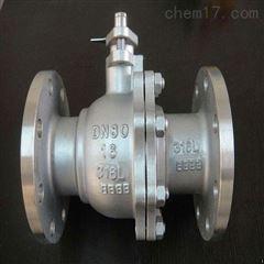 Q41F-16R-80316L不锈钢球阀