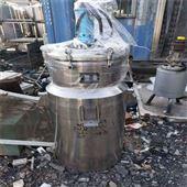 500L现货出售二手不锈钢超声波冷却剥离罐