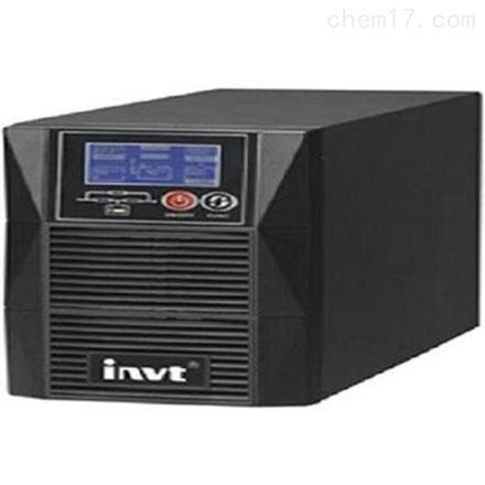 英威腾UPS电源HT1110S 10KVA 标机内置电池