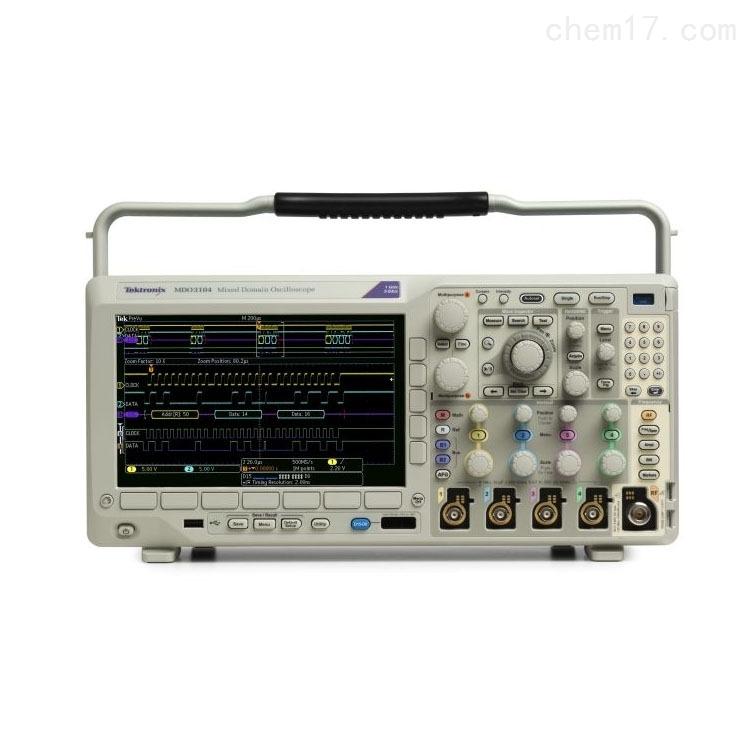 Tekronix 泰克  MDO4024C  4通道 示波器