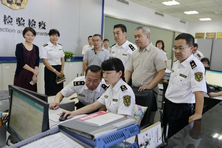南海上线电子检验检疫主干系统 三大优势助推通关提速
