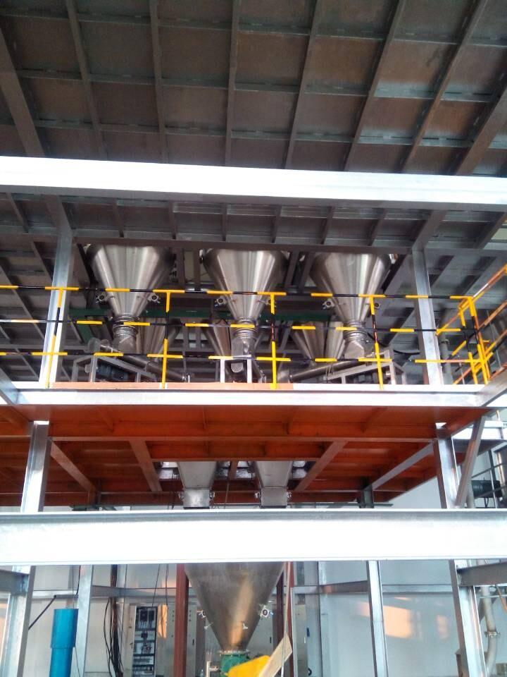 全自动水溶肥生产线--山东三方化工集团有限公司