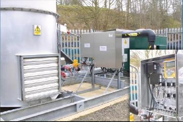 AEMS自动沼气监控系统