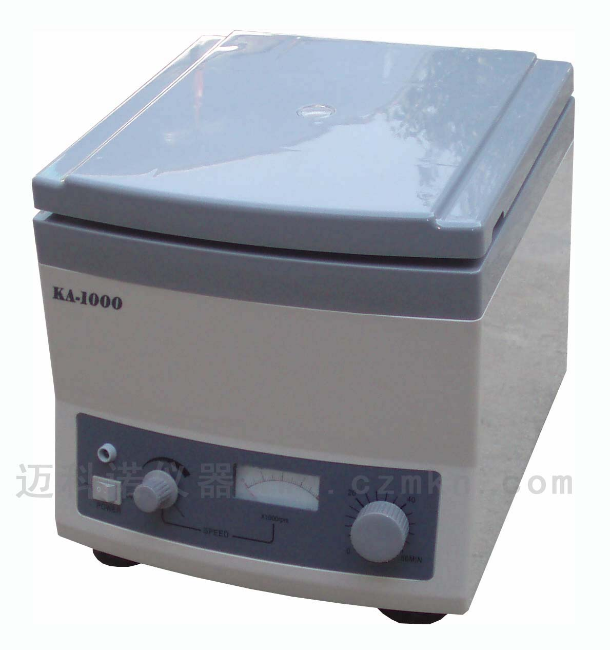 ka-1000台式低速离心机应用范围与技术规格!