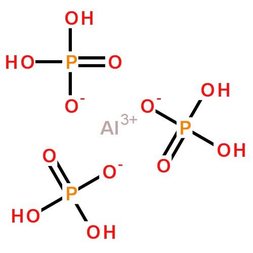 20mg/支磷酸二氢铝>13530-50-2>品牌:捷