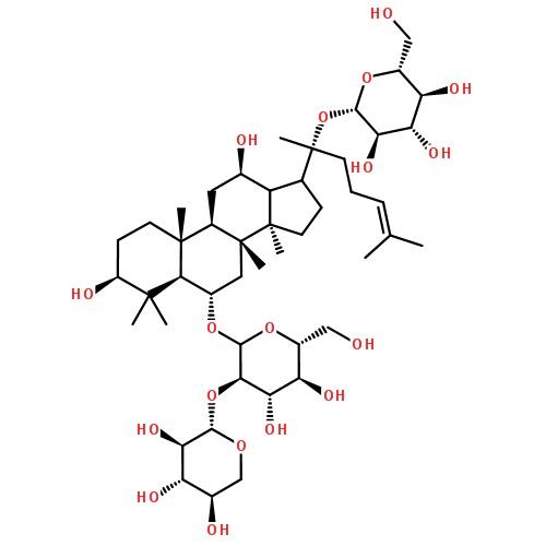 三七皂苷R1>80418-24-2>对照品