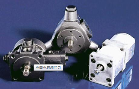 atos液压泵内部结构图