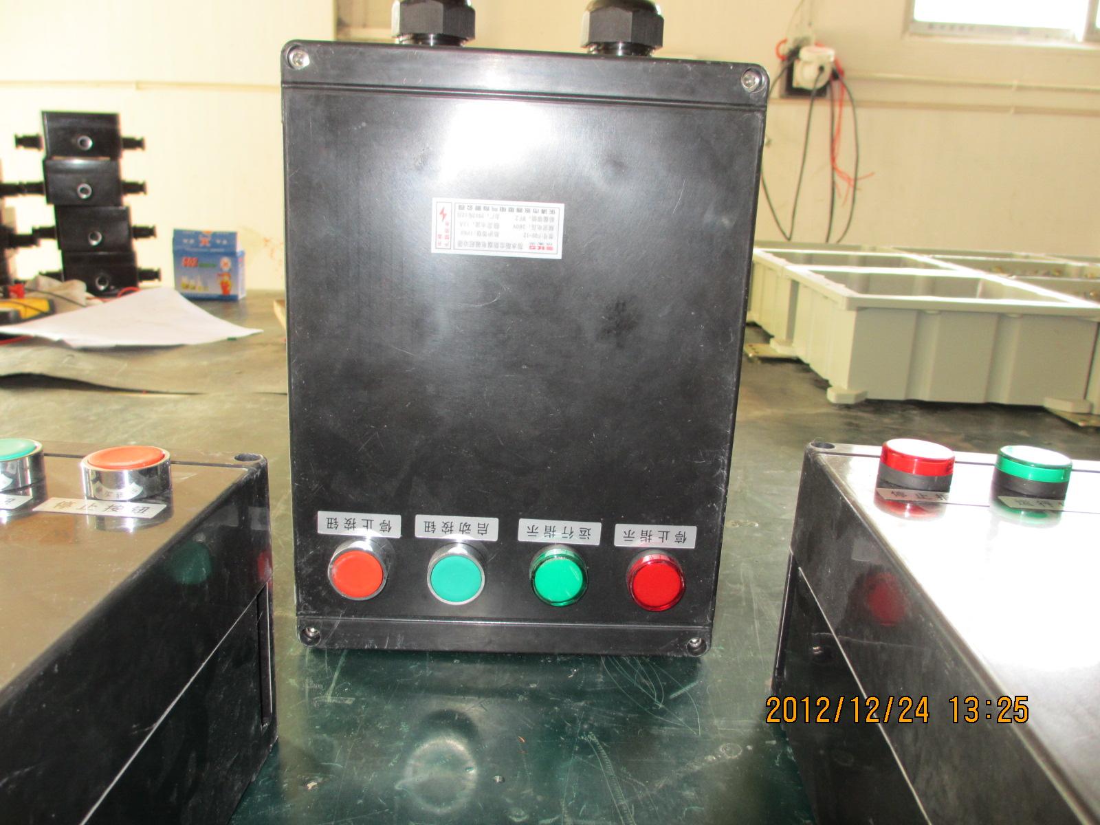 D防水防尘防腐磁力启动器的注意事项