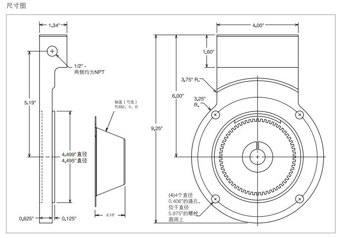 亨士乐编码器/亨士乐磁性增量编码器安装方式