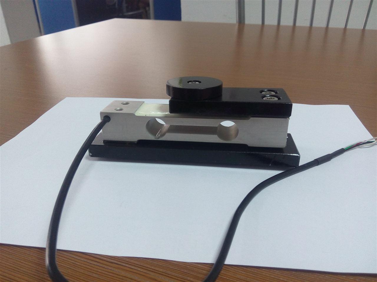 接线图 其他产品: 拉力称重传感器