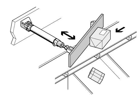 行程较长的薄膜式气缸膜片受到滚压图片