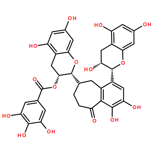 4670-5-7,茶黄素,标准品