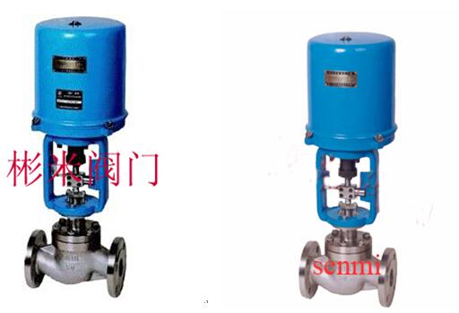 zrsp电动单座调节阀(配3810执行器)