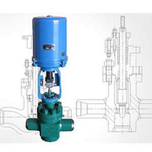 以达到调节锅炉过热蒸汽气温的目的,也可以用于其它锅炉给水管道,调节图片