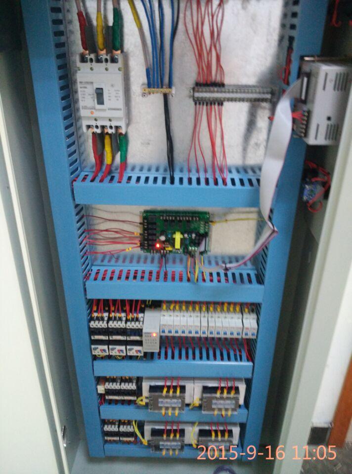 其次是高温老化房电气验收方案