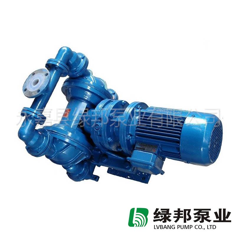 衬氟电动隔膜泵,衬氟塑料隔膜泵