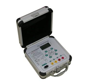 测试仪-2500v(兆欧表)  数字绝缘电阻测量仪由中大规模集成电路组成.