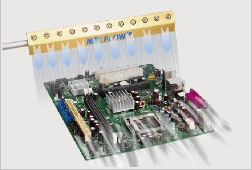 yl-450 电路板除水专用风刀-电路板除水专用高压风机风刀-铝合金除水