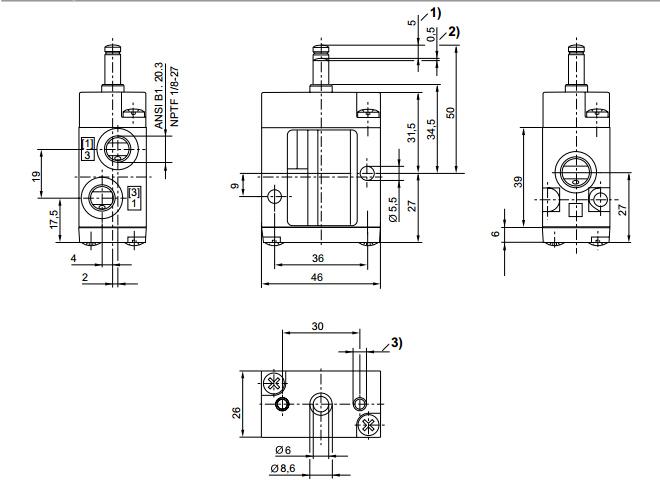 力士乐电磁阀机械操作原理r4120