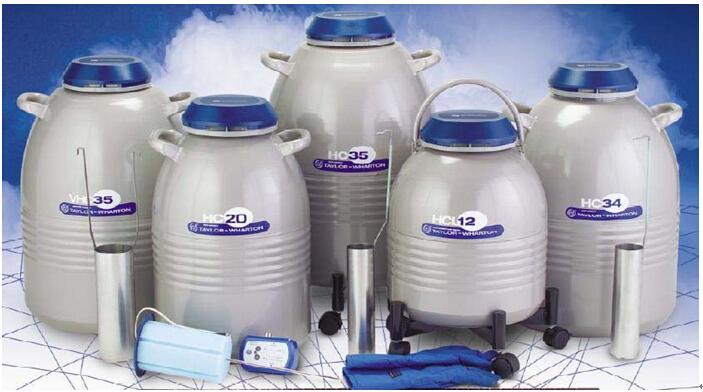 泰莱华顿液氮罐HC34 HC35