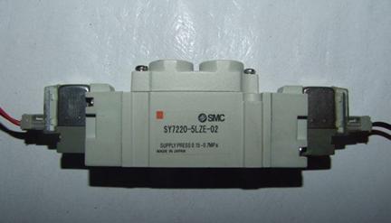 日本smc电磁阀sy系列单双电控分类(图)图片