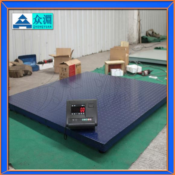 实验仪器设备 天平衡器 台秤磅秤 上海众渊实业 地磅 电子地磅 > 防水
