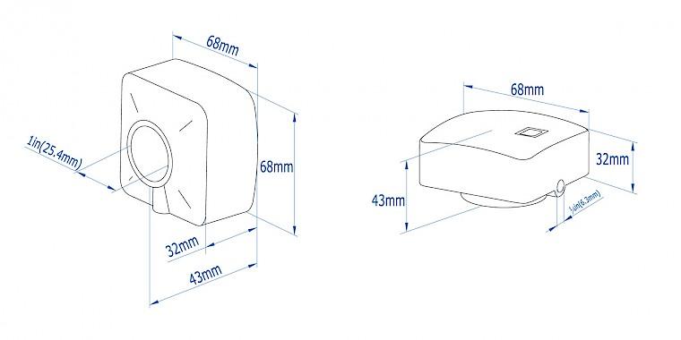 显微镜c接口摄像头