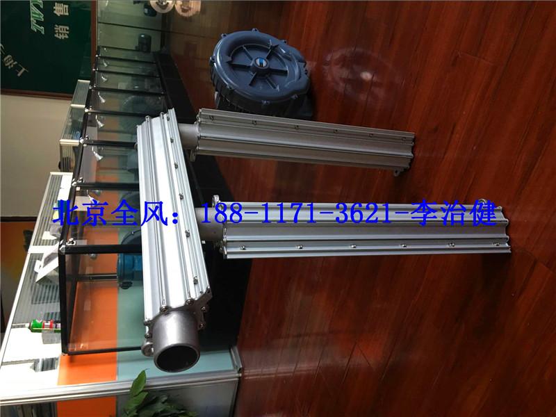 高压鼓风机机架和风刀安装支架采用不锈钢304