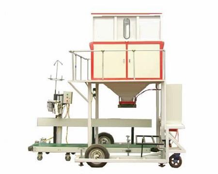 肥料定量包装秤